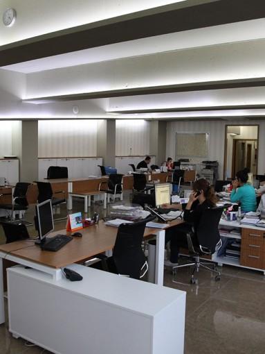 Yeni ofisimizden görüntüler - II