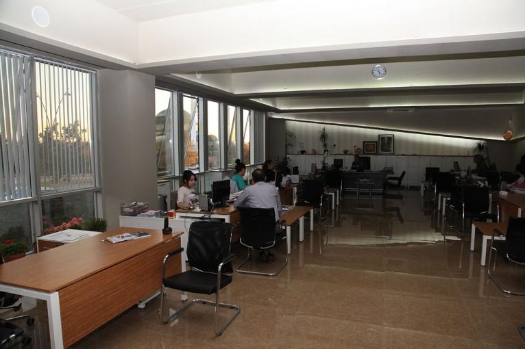 Yeni ofisimizden görüntüler - I
