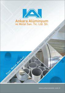 Ankara Alüminyum Metal Catalog