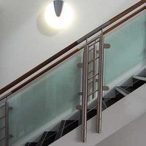 Paslanmaz Çelik Boru Dekorasyon Örneği